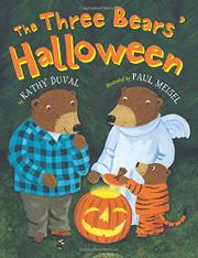 THE THREE BEARS' HALLOWEEN by Kathy Duval