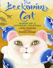 THE BECKONING CAT by Koko Nishizuka