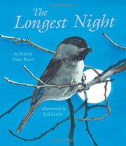 THE LONGEST NIGHT by Marion Dane Bauer