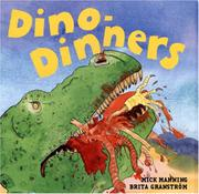 DINO-DINNERS by Mick Manning