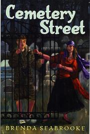 Book Cover for CEMETERY STREET