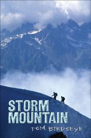 STORM MOUNTAIN by Tom Birdseye