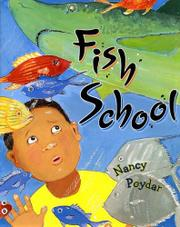 FISH SCHOOL by Nancy  Poydar