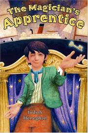 THE MAGICIAN'S APPRENTICE by Judith Heneghan