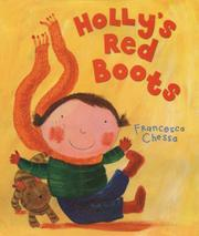 Cover art for HOLLY'S RED BOOTS