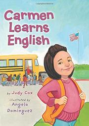 CARMEN LEARNS ENGLISH by Judy Cox