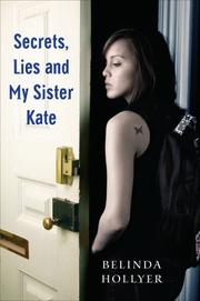 Book Cover for SECRETS, LIES AND MY SISTER KATE