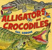 Cover art for ALLIGATORS AND CROCODILES