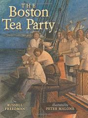 Book Cover for THE BOSTON TEA PARTY