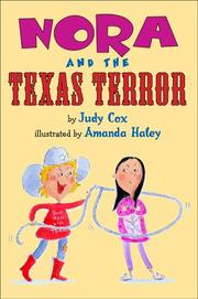 Book Cover for NORA AND THE TEXAS TERROR
