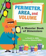 PERIMETER, AREA, AND VOLUME by David A. Adler