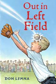 Book Cover for OUT IN LEFT FIELD