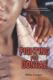 Cover art for FIGHTING FOR DONTAE