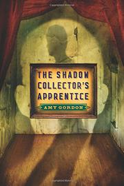 Cover art for THE SHADOW COLLECTOR'S APPRENTICE