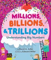 MILLIONS, BILLIONS, & TRILLIONS by David A. Adler