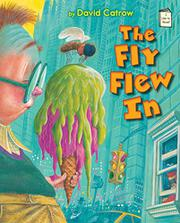Book Cover for THE FLY FLEW IN