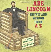 ABE LINCOLN by Alan Schroeder