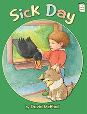 Cover art for SICK DAY