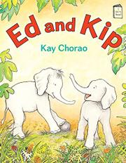 ED AND KIP by Kay Chorao