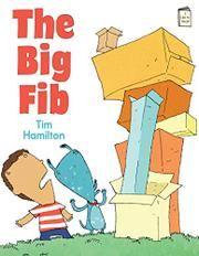 THE BIG FIB by Tim Hamilton