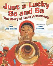 JUST A LUCKY SO AND SO by Lesa Cline-Ransome