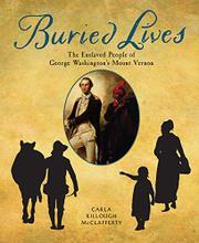 BURIED LIVES by Carla Killough McClafferty