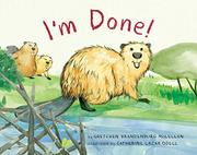 I'M DONE! by Gretchen Brandenburg McLellan