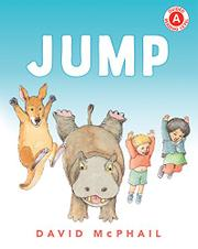 JUMP by David McPhail