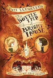 THE BOTTLE IMP OF BRIGHT HOUSE by Tom Llewellyn