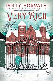 VERY RICH by Polly Horvath