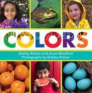 COLORS by Shelley Rotner