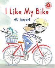 I LIKE MY BIKE by A.G. Ferrari