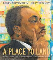 A PLACE TO LAND by Barry Wittenstein