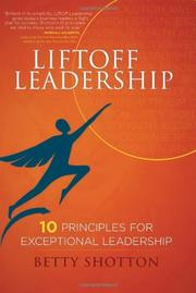 LIFTOFF LEADERSHIP by Betty Shotton