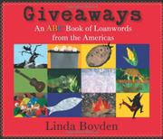 GIVEAWAYS by Linda Boyden