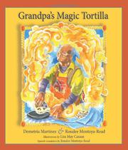 Cover art for GRANDPA'S MAGIC TORTILLA