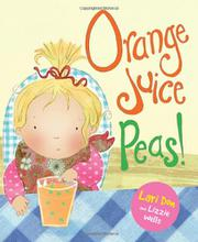 Book Cover for ORANGE JUICE PEAS!