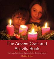 Book Cover for THE ADVENT CRAFT AND ACTIVITY BOOK
