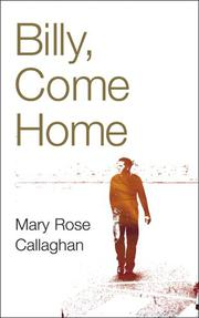 Cover art for BILLY, COME HOME