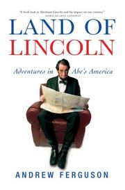Cover art for LAND OF LINCOLN