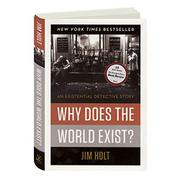 Cover art for WHY DOES THE WORLD EXIST?