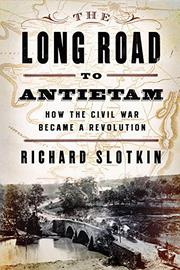 Cover art for THE LONG ROAD TO ANTIETAM