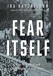 Book Cover for FEAR ITSELF