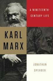 Book Cover for KARL MARX
