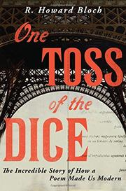 ONE TOSS OF THE DICE by R. Howard Bloch