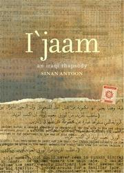 I'JAAM by Sinan Antoon
