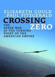 CROSSING ZERO by Paul Fitzgerald
