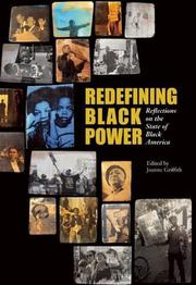 REDEFINING BLACK POWER by Joanne Griffith