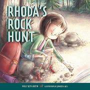 RHODA'S ROCK HUNT by Molly Beth Griffin