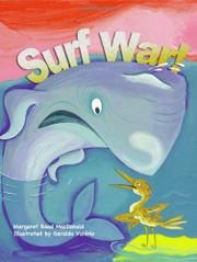 Book Cover for SURF WAR!